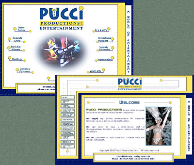 Pucci Productions and Entertainment